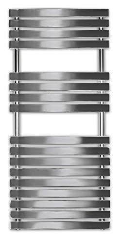Radiador Toallero DE AGUA Pukita 1106x500 cromado