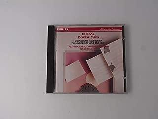 Debussy: 3 Sonatas, Syrinx