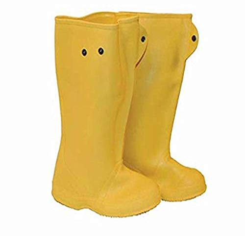 Kraft Tool GG922 Over The Shoe Construction Boots, Size 12, 16-Inch