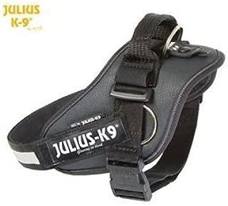 julius-k9 idc-powerharness con siderings tamaño. 1 negro - Tirando ...