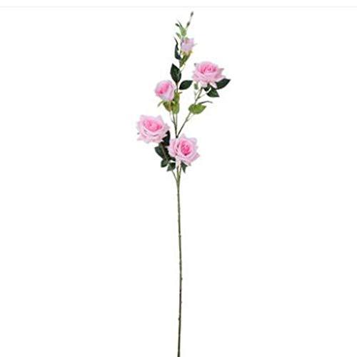 WGZ Valse bloem kunstmatige vloer rozen woonkamer decoratie gedroogde bloemen eettafel salontafel fake bloemen decoreren