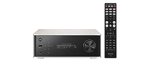 DENON PMA-150H Amplificatore integrato, Nero top Silver