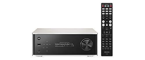 DENON PMA-150H Amplificatore integrato, Nero top Silver