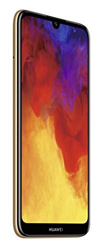 HUAWEI Y6 2019 Dual-SIM Smartphone 15,46 cm (6,09 Zoll) (3020mAh Akku, 32 GB interner Speicher, 2GB RAM, Android 9.0) amber brown - 3