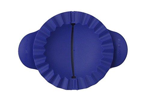 Tupperware Teigfalle Teig Falle Klapp mich Maultaschen blau lila