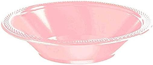 New Pink Pls Bowl 20ct