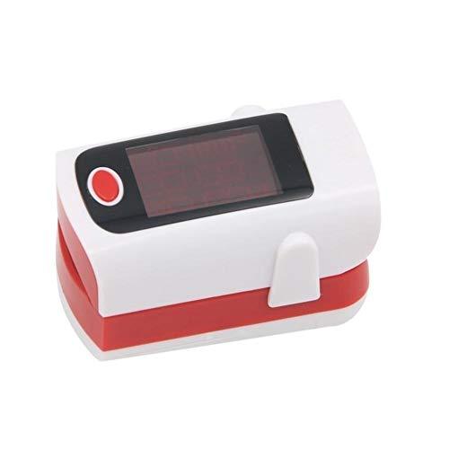 Vertoning vinger vingertop Blood Pulsoximeter Medisch Heart Rate Monitor vingertop Pulsoximeter draagbaar for kinderen en volwassenen Hot Sale (Color : Violet)