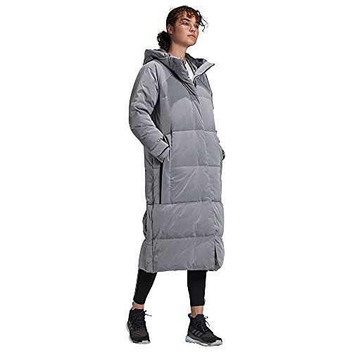 adidas Damen Puffer Doppeljacke, Nondye, L
