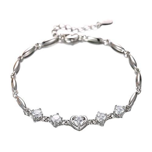 Cadeaux d'anniversaire beau bracelet réglable de mode #19