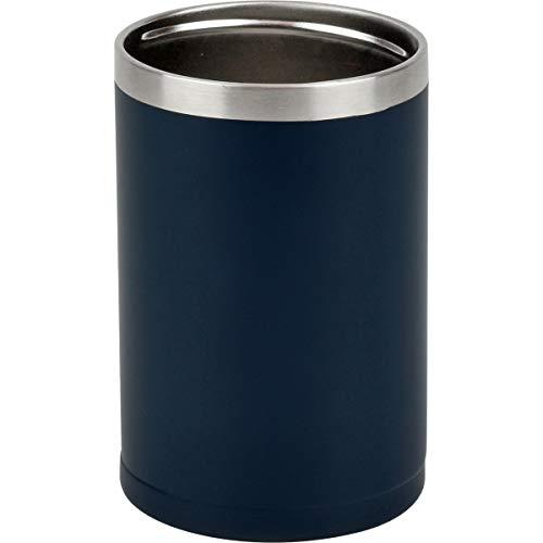 和平フレイズ 冷たさ長持ち! 缶ホルダー 350ml ジャパンネイビー 真空断熱構造 保温 保冷 タンブラーにもなる 2WAYタイプ RH-1534 フォルテック 全2サイズ・3カラー