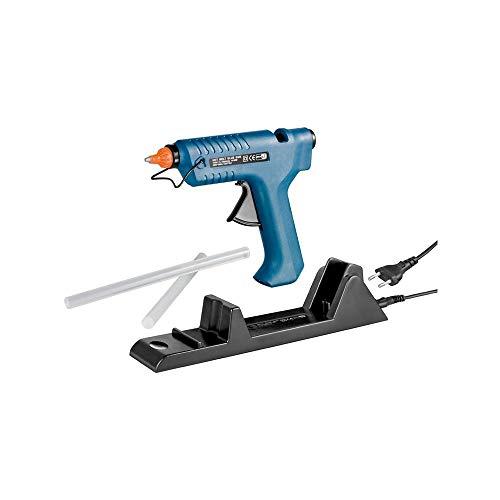 Fixpoint 77026 Pistolet à Colle Chaude sans Fil pour Bâtons de 11mm, 80 W