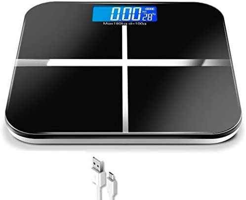 Free shipping on posting reviews WHEEJE Durable NEW before selling Digital Electronic Personal Scale We Bathroom LCD