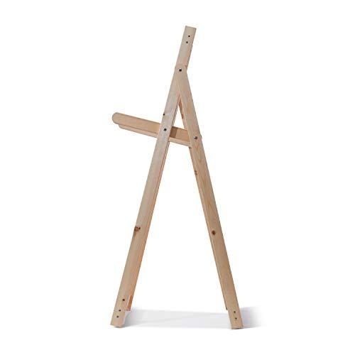 KAINOKAI - Soporte de madera para tiro con arco con arco para punto de tiro con arco y paja