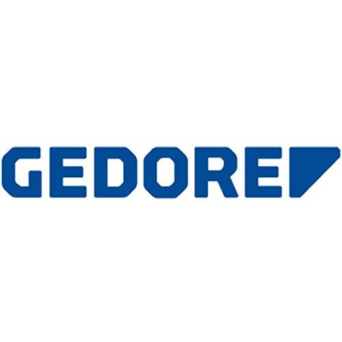 GEDORE 8000 J 31 Montagezange für Innensicherungsringe, gewinkelt, 40-100 mm