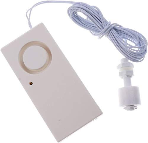 Multifunktionaler Wasseralarm, für Badewanne, Waschbecken, Überlaufsensor für Fischwassertank, Warnalarm