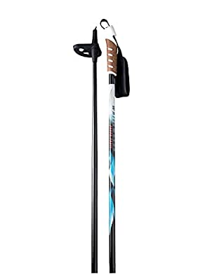 Whitewoods Unisex Adult Cross Trail-Glass/Touring Cross Country Nordic Ski Poles