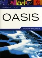 Oasis 21 Britpop Classics (Really Easy Piano)