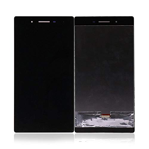un known For Lenovo Tab 3 Tab3 Tb3-730X Tb3-730M LCD Display+Touch Panel Glass Digitizer Assembly Manual Replacement Of Parts (Color : Black, Size : 7')