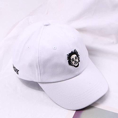 Cabeza de gorra de béisbol Bordado Algodón Rapero Cantante...