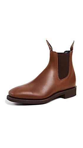 R.M. Williams Men's Lachlan Boots, Brown, 8 Medium US