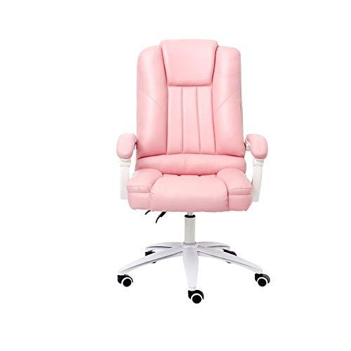 GFDFD Hochwertiger Büro-Führungsstuhl Ergonomisches Computerspiel Stuhl Internet-Stuhl für Café-Haushaltsstuhl (Color : B)