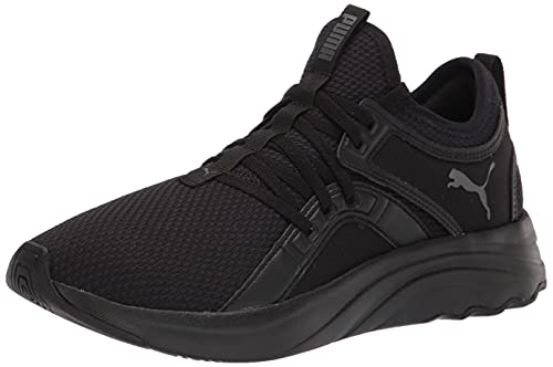 PUMA Softride Sophia, Zapatillas para Correr Mujer, Black Asphalt, 37 EU