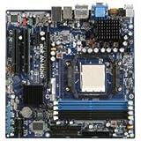 abit AN-M2HD - Placa Base (AMD, Socket AM2, 8 GB, GeForce 7, Gigabit Ethernet, Micro ATX)