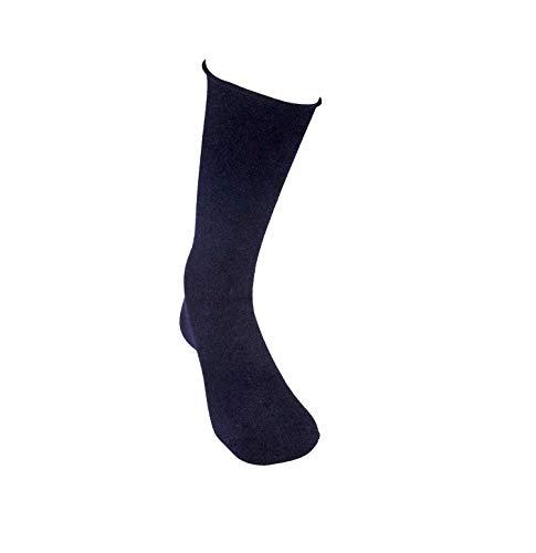KLER 6077 - calcetin caballero microfibra