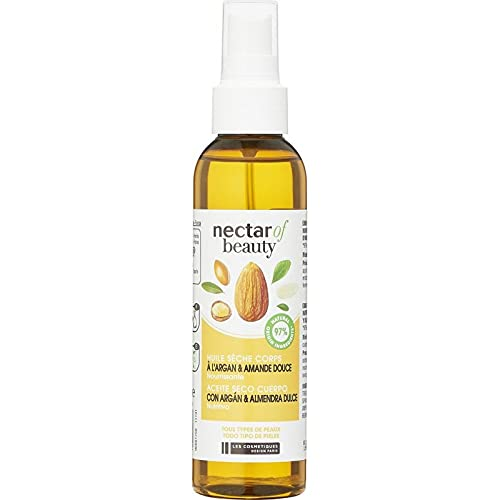 Nectar Of Beauty - Aceite seco para cuerpo argán almendra dulce