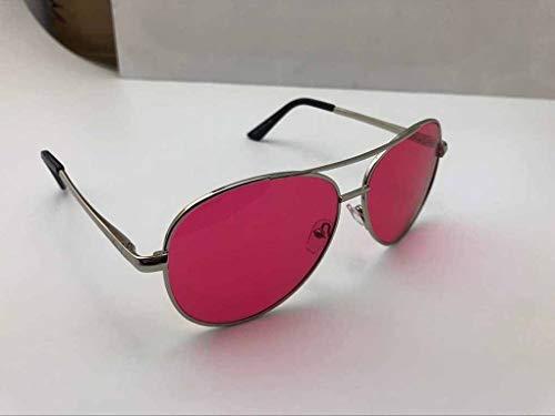 TP-48 Daltónico Gafas, verde rojo de la ceguera al color gafas de sol al aire libre ideal for Deutan Protan ceguera al color, 03/06/2020