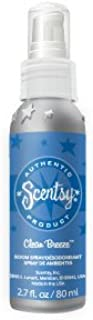Scentsy Room Spray (Clean Breeze)