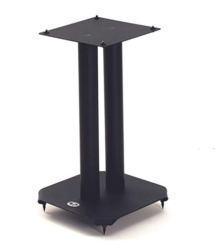 B-TECH BT604/B Atlas Lautsprecher Standfüße (Belastbarkeit bis 50kg) schwarz