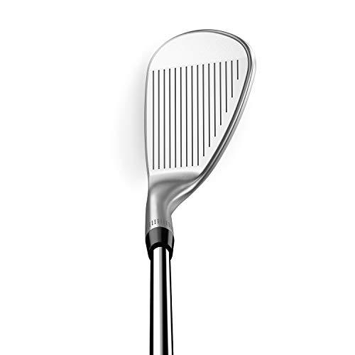 Wilson Staff Palos de golf, Staff Model Wedge Tour Grind, Loft 60°, Para diestros, Plateado, WGW979600