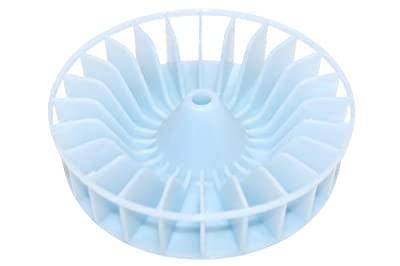 Hotpoint C00208040 Genuine Part Number Indesit Tumble Dryer Circulation Fan