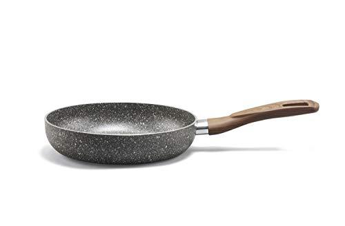 Lamex Sartén Profundo 18 cm Stone 360° con mango acabado tipo mad
