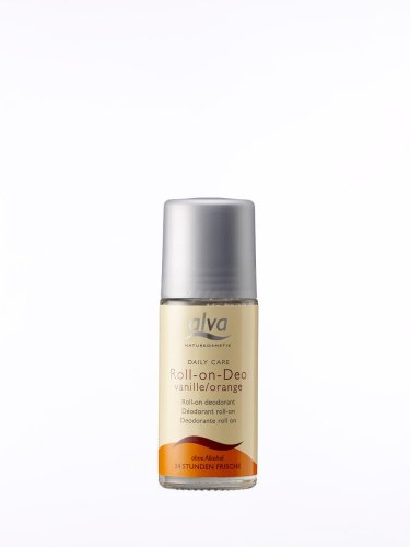 Alva Daily Care Roll On Deo vanille/orange 50 ml
