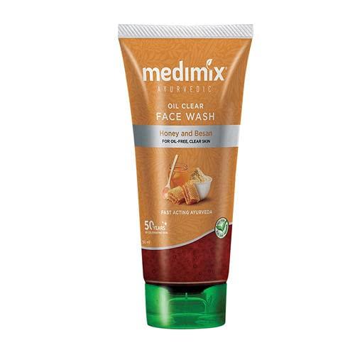 Medimix Ayurvedic Oil Clear Facewash, 100 ml