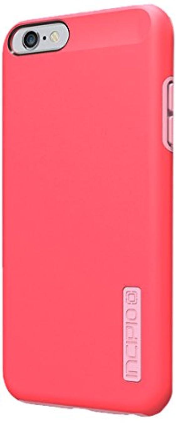 iPhone 6S Plus Case, Incipio DualPro Case [Shock Absorbing] Cover fits Both Apple iPhone 6 Plus, iPhone 6S Plus - Coral/Light Pink