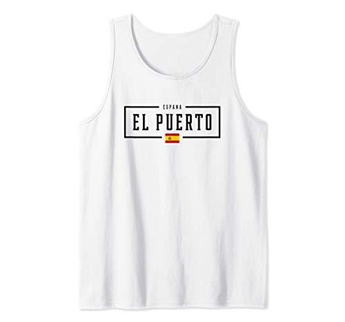 Municipio de El Puerto de Santa María Ciudad Camiseta sin Mangas