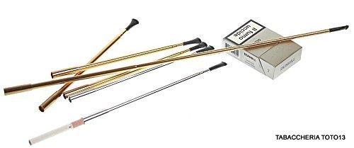 Lubinsky – Schnuller für Zigarette mit goldfarbenem Muster, 20er-Jahre