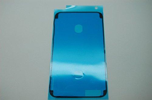 2x Wasserdicht Frontscheiben Kleber, Rahmen Kleber für iPhone 6S Schwarz