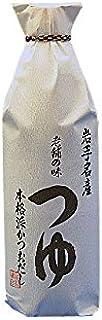 佐々長醸造 [無添加]老舗の味 つゆ 500mlx3本
