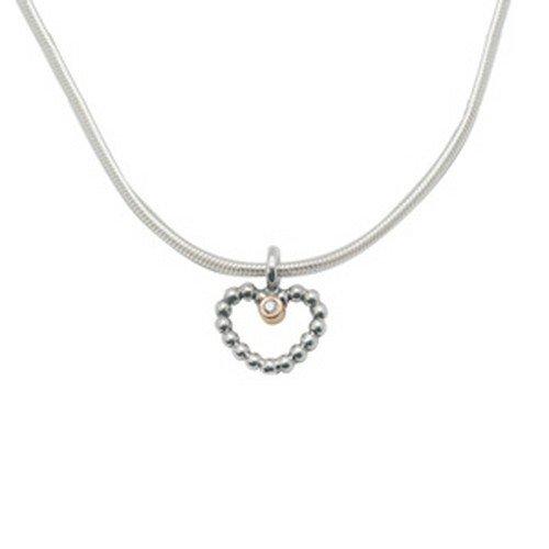 Pandora Women's Necklace Sterling Silver 92539201D 45