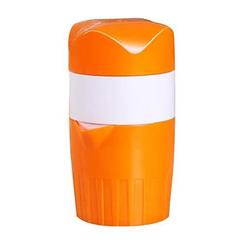 TIREOW Extracteur de jus manuel,Presse-mains Presse-agrumes citron citron orange Presse-fruits manuel(Taille: 9.2x17.5cm/3.6 * 6.8inch)
