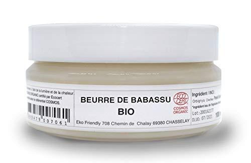Burro Babassu Organico - MyCosmetik - 100 ml