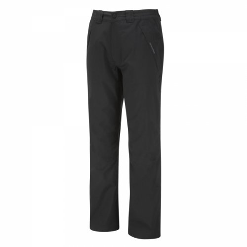 Craghoppers Steall Pantalon Stretch imperméable pour Homme Noir Noir 32 Long