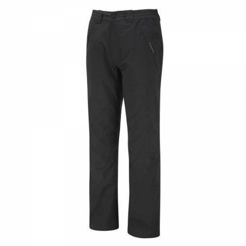 Craghoppers Steall Pantalon Stretch imperméable pour Homme Noir Noir 42 Regular