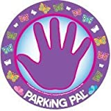Parking Pal Car Magnet-Parking Lot Safety for Children (Butterfly)