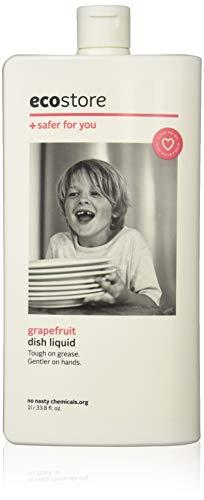 ecostore エコストア ディッシュウォッシュリキッド 【グレープフルーツ】 1L 食器洗い用 洗剤