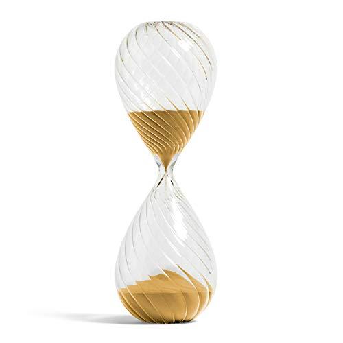 Time XXL Sanduhr Gold Hay